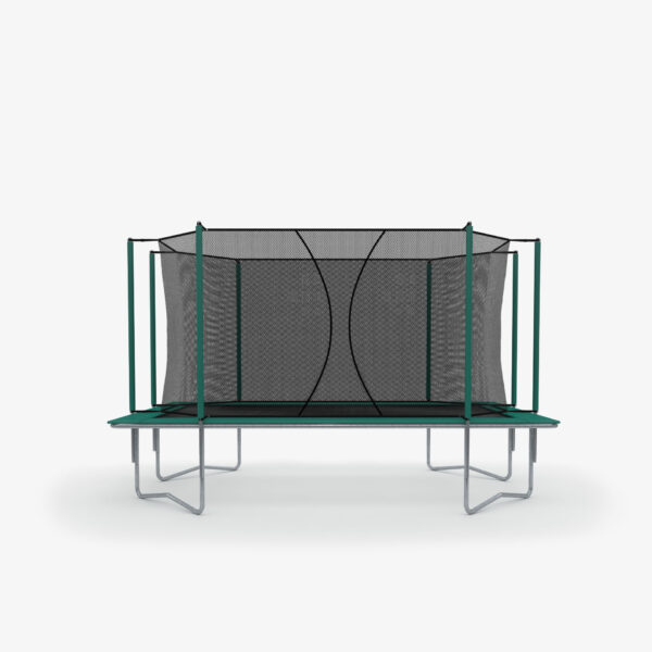 10×17 Enclosed Trampoline Net