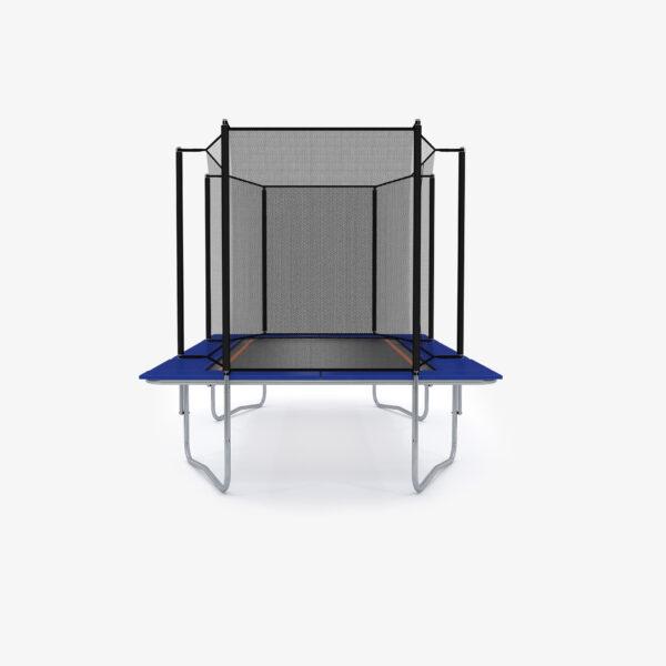 10×17 ENCLOSED TRAMPOLINE BLUE EDITION