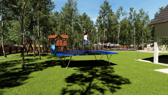 3824The Perfect Trampoline