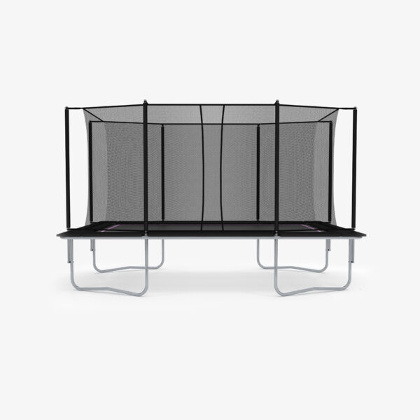 10×17 ENCLOSED TRAMPOLINE PINK EDITION